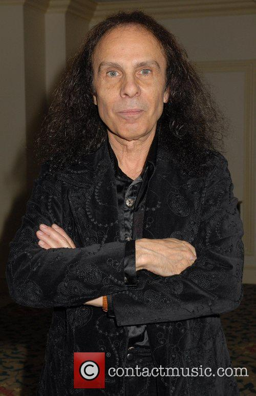 * ROCKER DIO DIES Heavy metal rocker RONNIE...