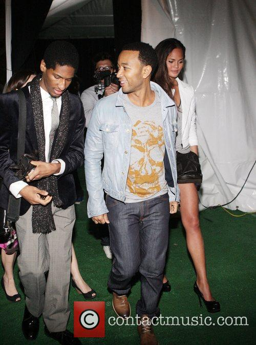 John Legend and Christine Teigen 4