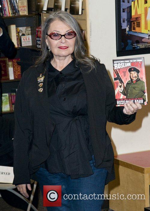 Roseanne Barr 18