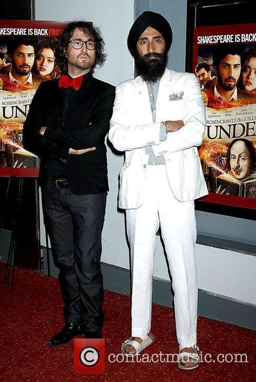 Sean Lennon and Waris Ahluwalia 4