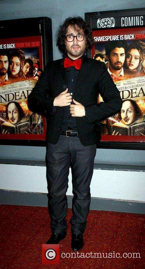 The premiere of the new movie 'Rosencrantz And...