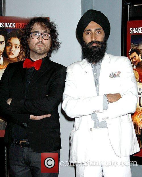 Sean Lennon and Waris Ahluwalia 3