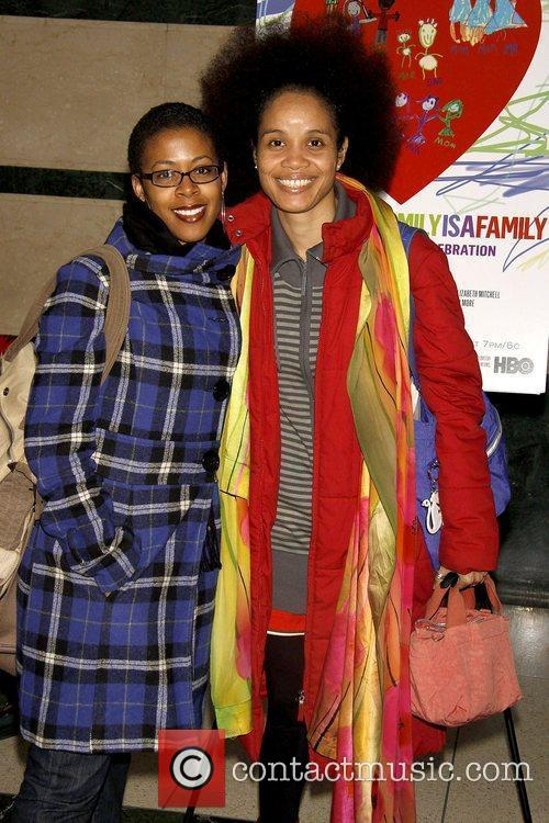 Guest and Staceyann Chin HBO Documentary Films and...