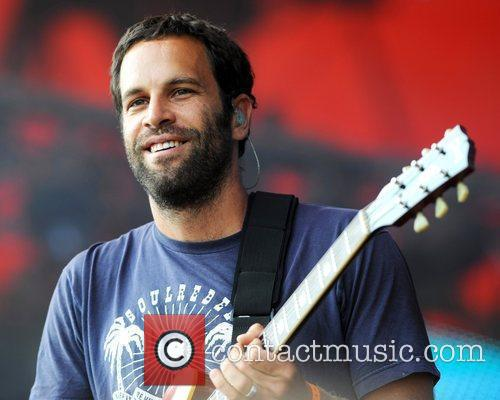 Jack Johnson  performs live at the Roskilde...