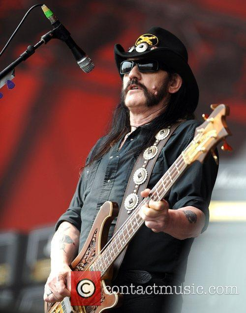 Motorhead perform live at the Roskilde Festival 2010...