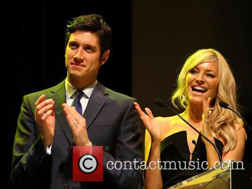 Vernon Kay and Tess Daly 2