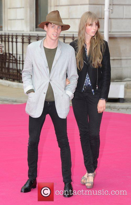 Johnny Borrell and Edie Campbell 1