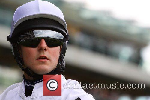 Tom Queally Royal Ascot - Day 5 Berkshire,...