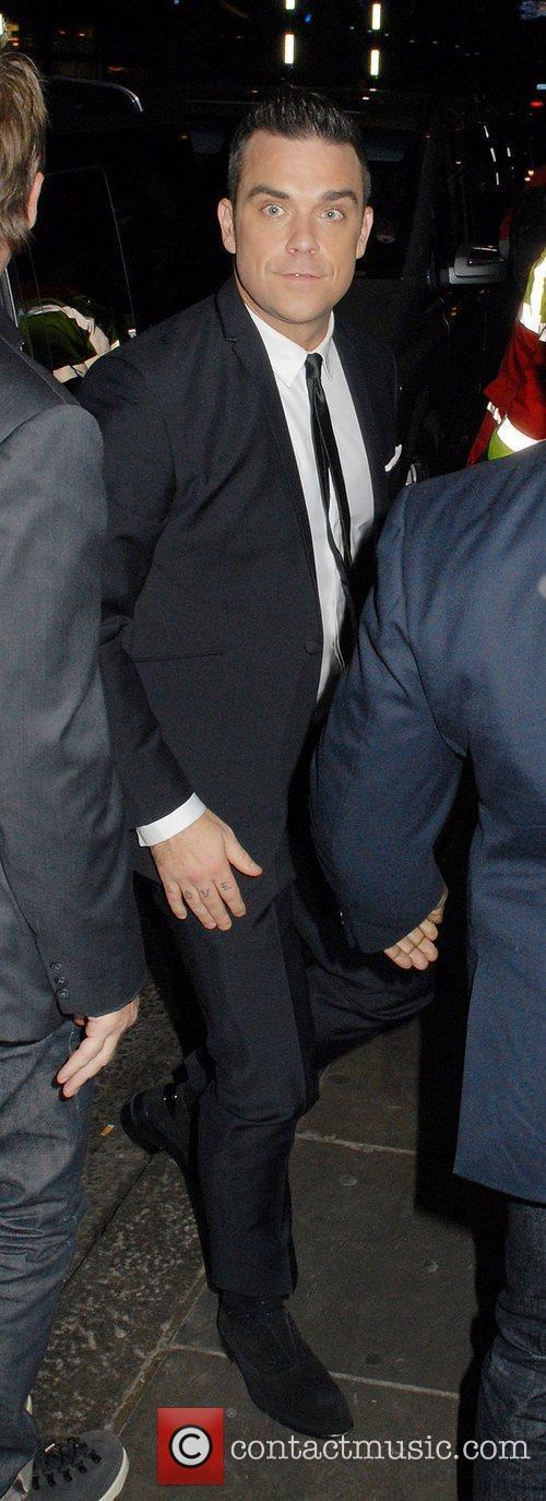 Robbie Williams and Palladium