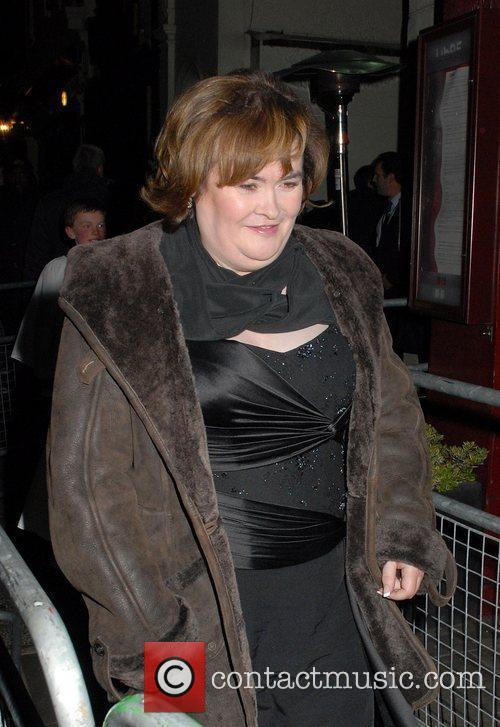 Susan Boyle, Palladium, London Palladium, Royal Variety Performance
