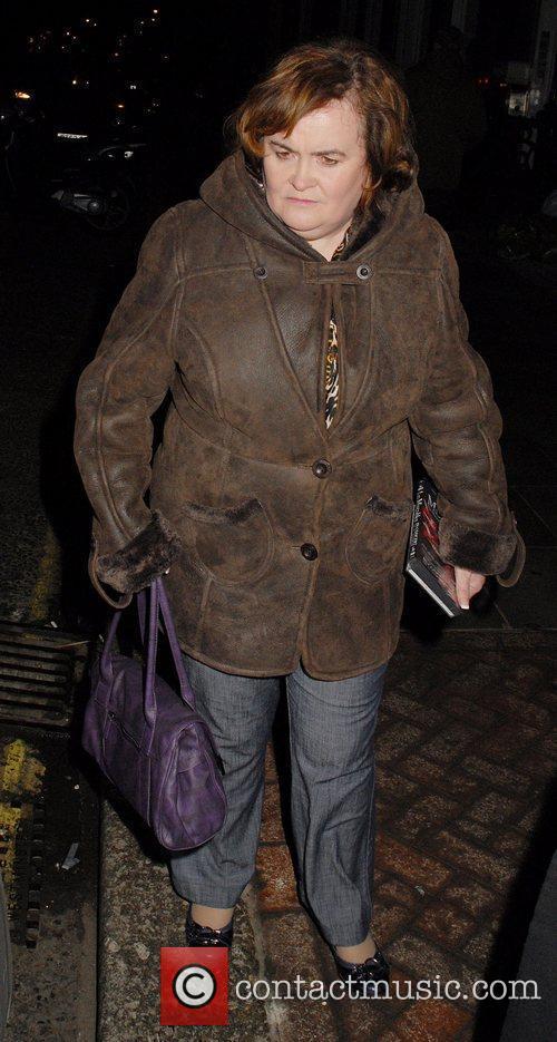 Susan Boyle and Palladium 2