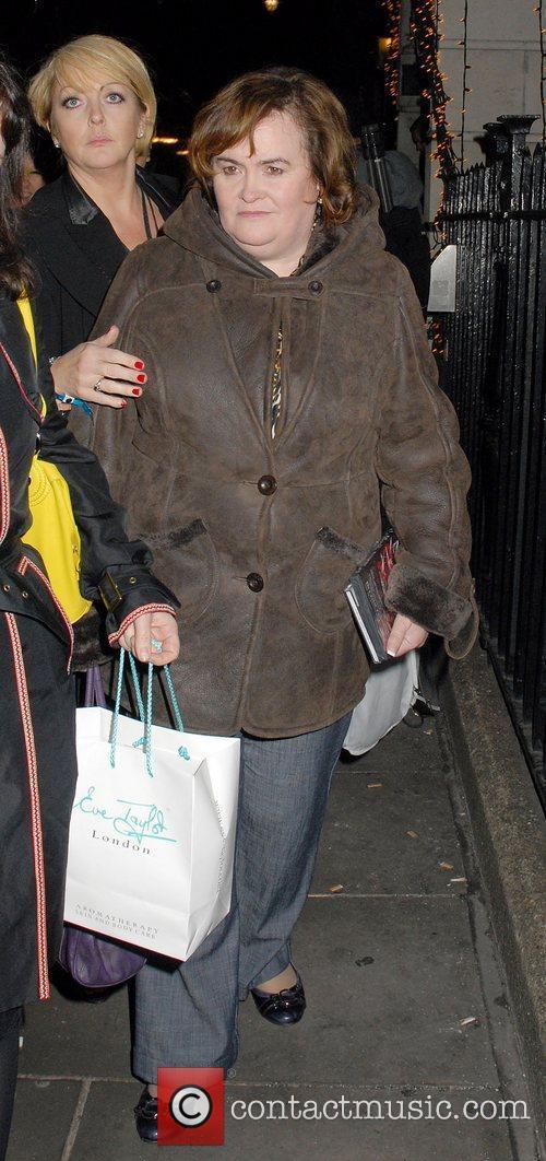 Susan Boyle and Palladium 3