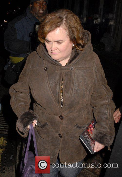 Susan Boyle and Palladium 4