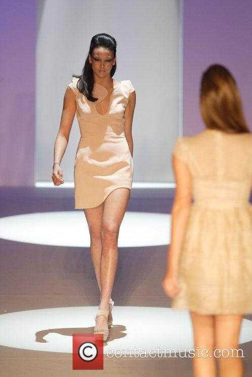 Model 2010 Rosemount Sydney Fashion Festival - Alex...