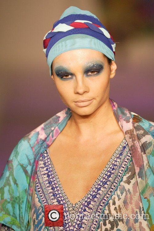 2010 Rosemount Sydney Fashion Festival - Camilla Franks...
