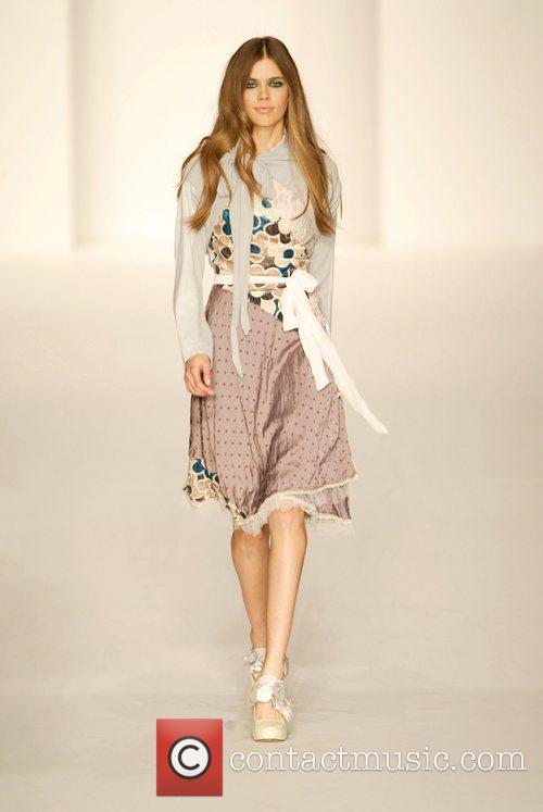 2010 Rosemount Sydney Fashion Festival - Chameleon by...