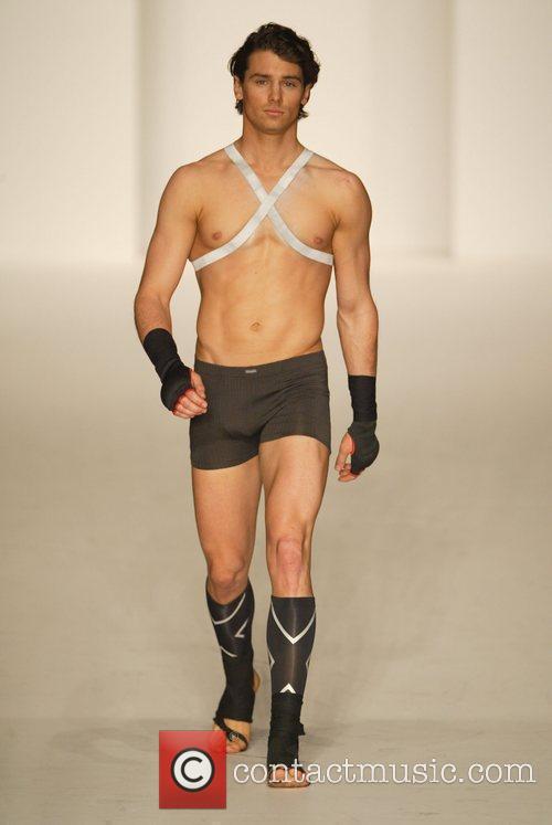 2010 Rosemount Sydney Fashion Festival - Jockey -...