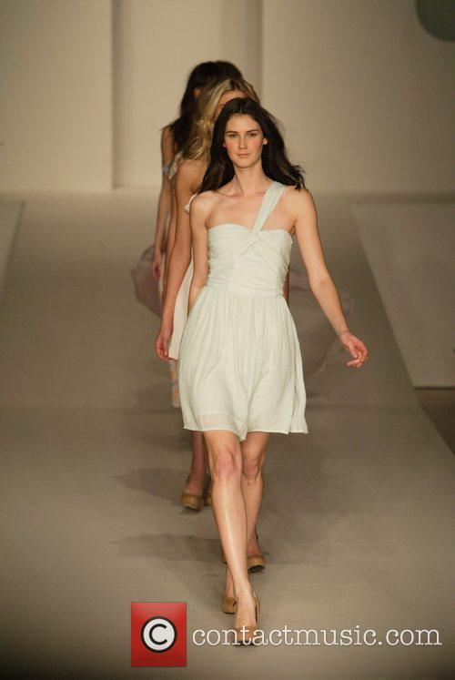Model 2010 Rosemount Sydney Fashion Festival - Bardot...