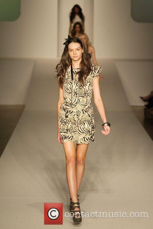 Model 2010 Rosemount Sydney Fashion Festival - Tokito...