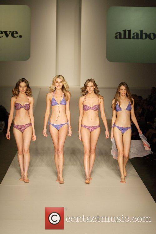 Models 2010 Rosemount Sydney Fashion Festival - All...