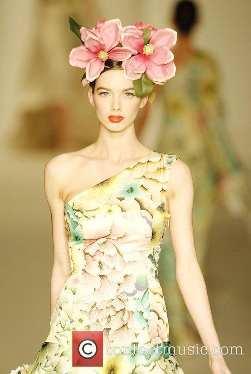 Model 2010 Rosemount Sydney Fashion Festival  -...