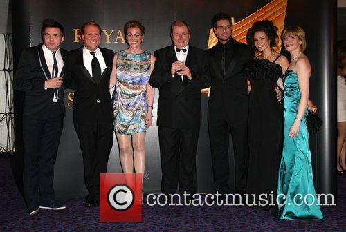 Antony Cotton, Duffy, Keith Duffy and Suranne Jones 4