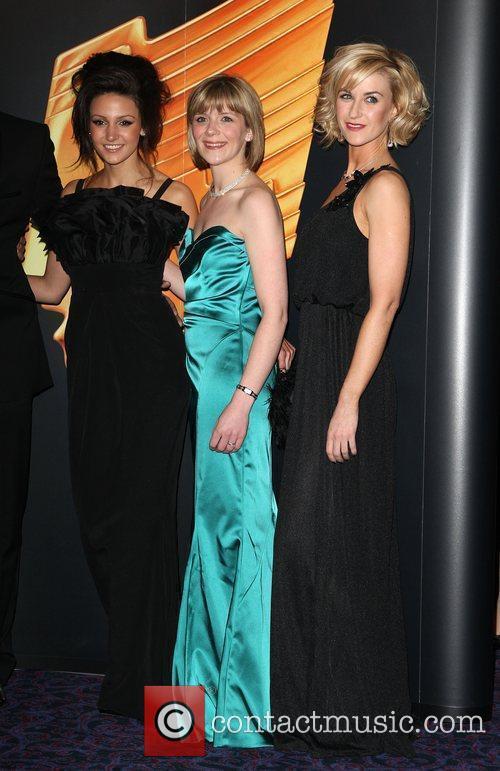 Michelle Keegan, Jane Danson and Katherine Kelly 6