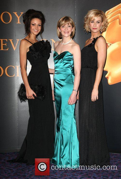 Michelle Keegan, Jane Danson and Katherine Kelly 5