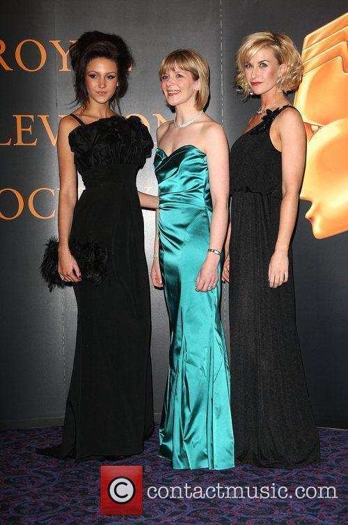 Michelle Keegan, Jane Danson and Katherine Kelly 4
