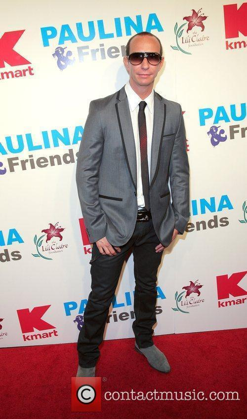 Eric Ruby  attends the Paulina Rubio and...
