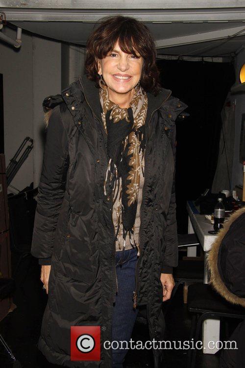 Academy Award and Tony Award Winner Mercedes Ruehl...