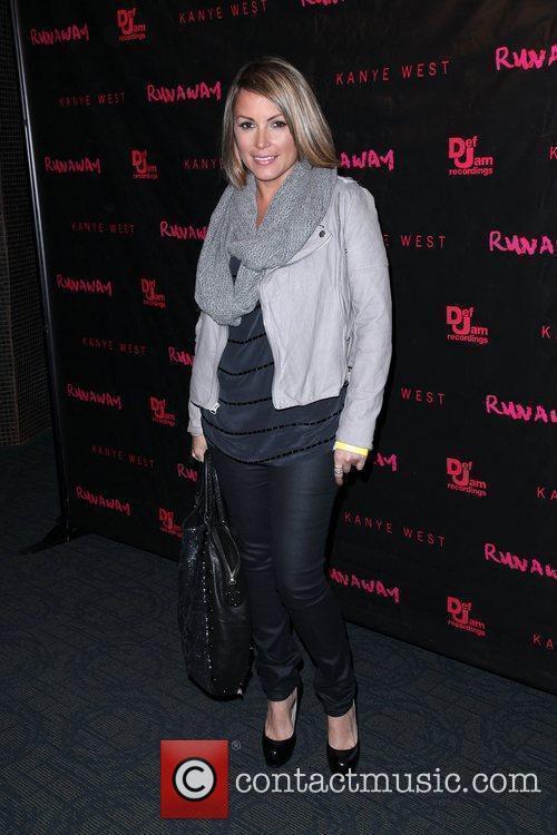 Angie Martinez The New York premiere of 'Runaway'...