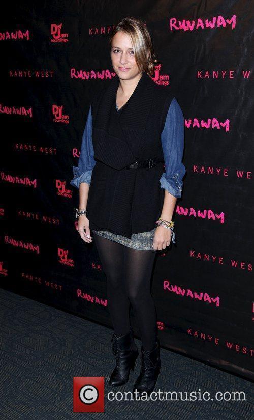 Charlotte Ronson The New York premiere of 'Runaway'...