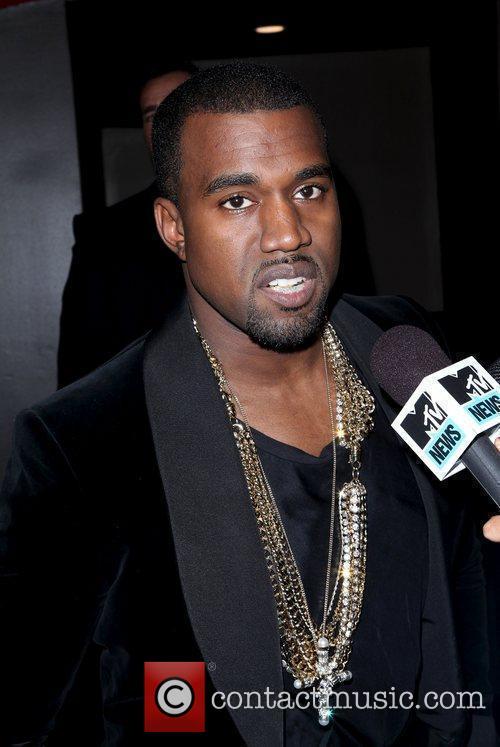Kanye West MTV