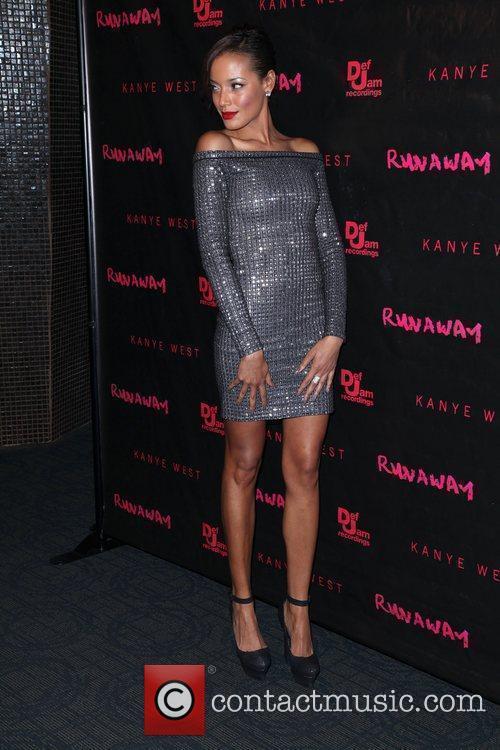 Selita Ebanks the 'Runaway' New York premiere at...