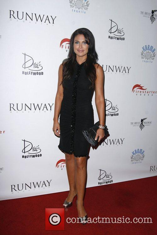 Nadia Bjorlin Runway Magazine Presents the Summer 2010...