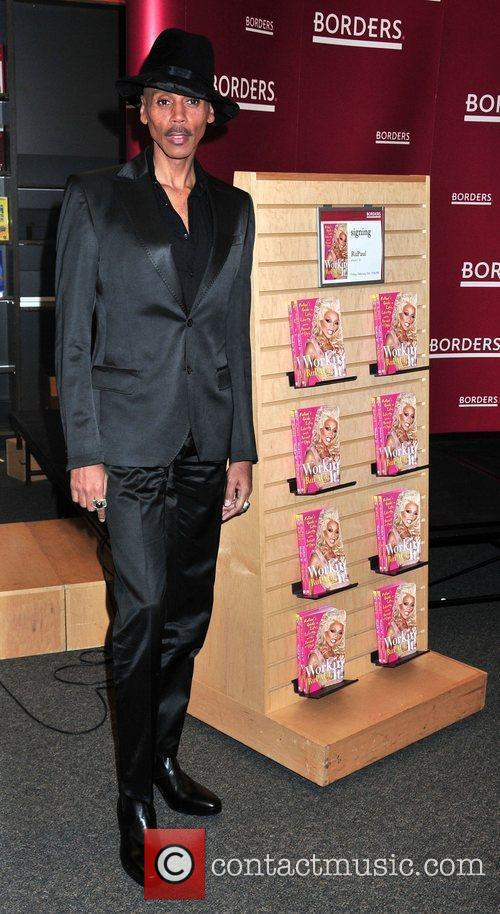 Promotes his new book ''Workin' It!' at the...