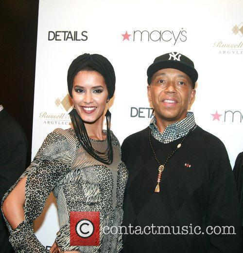 Russell Simmons and Jaslene Gonzalez 8