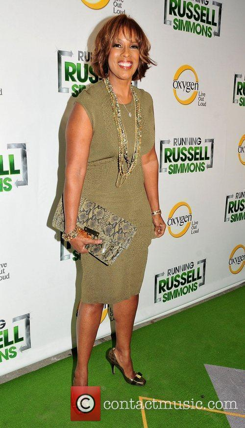 Gayle King and Russell Simmons 3