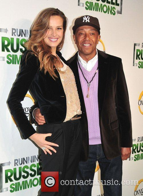 Petra Nemcova and Russell Simmons 3