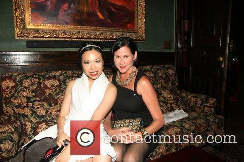 Russell Simmons receives the National arts club's gold...