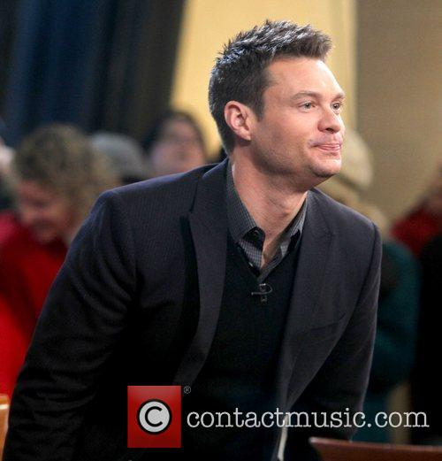 Ryan Seacrest and Dick Clark 2