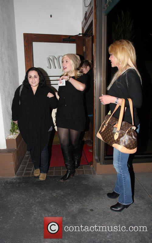 Hayley Amber Hasselhoff and Stephanie Bach and a...