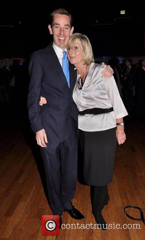 Ryan Tubridy & mother Catherine Tubridy,  Ryan...