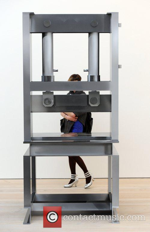Rupert Norfolk: Guillotine Newspeak: British Art Now Part...