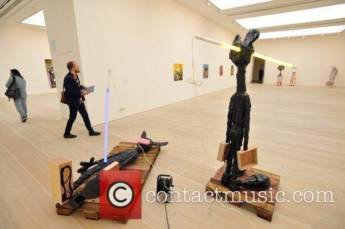 Works by Barry Reigate Newspeak: British Art Now...