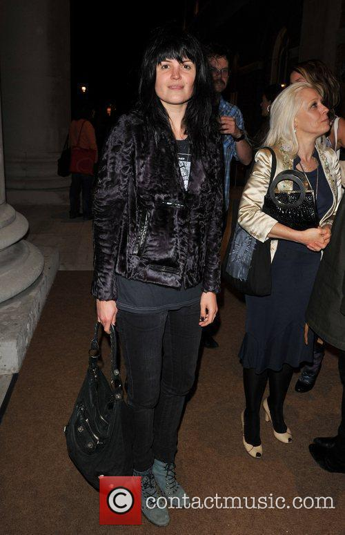 Alison Mosshart Art Of Giving - private view,...