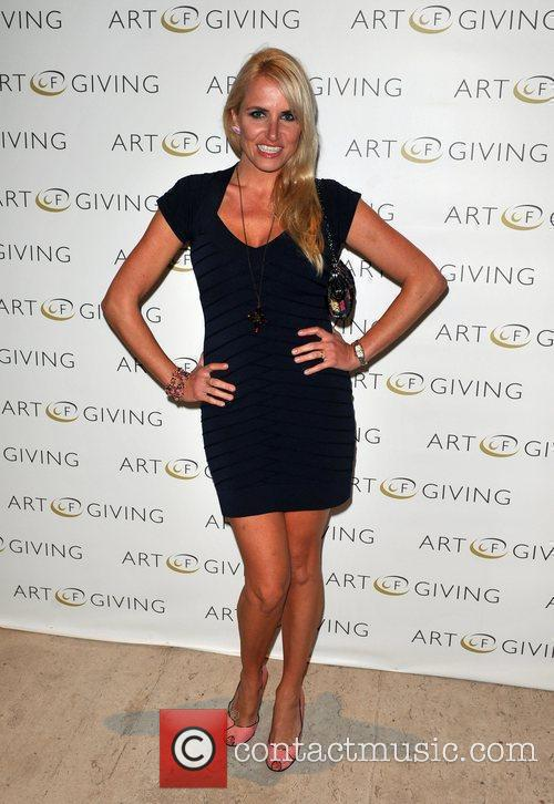 Nancy Sorrell Art Of Giving - private view,...