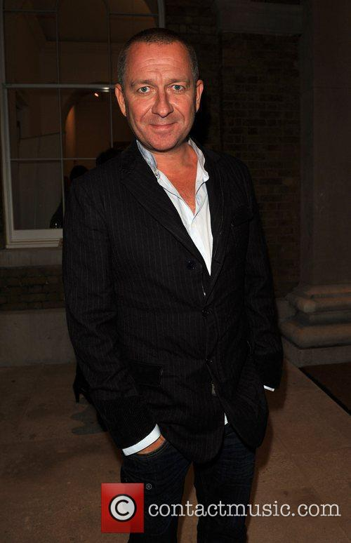 Sean Pertwee Art Of Giving - private view,...