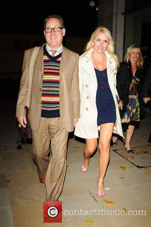 Nancy Sorrell and Vic Reeves 1